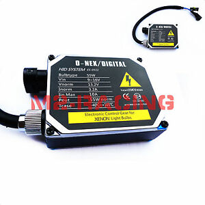 Onex Hid Xenon Conversion Ballast Replacement 12v 55w H1 H3 H4 H7 H8 H9 H11 H13