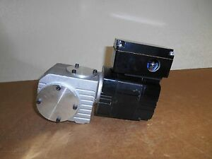 Bodine 30r4bec1 3rd Gear Motor 2300 Volts Ratio 200 1 0 26 A Used