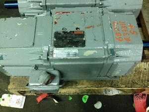 Reliance B1811at Dc Motor 5 Hp 1750 2300 Rpm 240 Volt 19 20 Amps