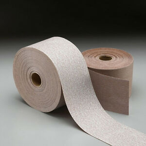 Norton A275 Champagne Psa Sheet Roll Sandpaper Grade P320b 45 Yards 31683