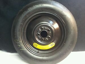 1995 Jeep Grand Cherokee Oem Spare Tire Donut Emergency Spare Wheel