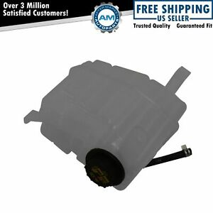 Dorman Radiator Coolant Overflow Expansion Tank Bottle W Cap For Ford Truck