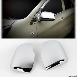 2011 2012 Picanto morning Chrome Side Mirror Cover Molding Car Trim K 065