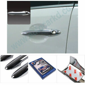 2011 2012 Sportage R Chrome Door Handle Catch Cover Molding Kyungdong K 486