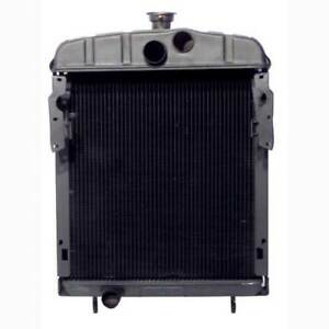 Radiator Farmall International Hv H Super Hv W4 Super W4 O4 Os4 Super H