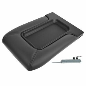 Dorman 924 811 Console Lid Repair Kit Dark Gray For Chevy Front Row Split Bench