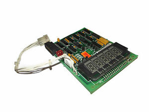 Gilbarco Veeder root T15994 g1r Ppu Display Board