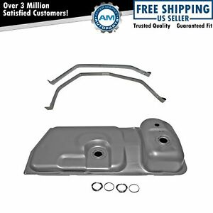 15 4 Gallon Fuel Gas Tank W Strap Set For Mustang Capri