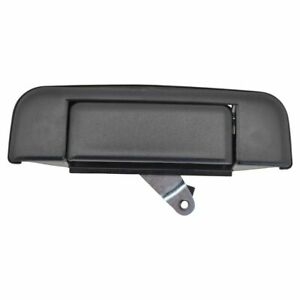 Tailgate Tail Gate Handle Black Rear For 89 95 Toyota Pickup Truck