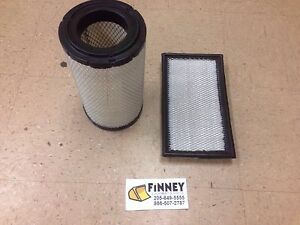 Caterpillar Cat 953c 963c 973c Cab Air Filter Set Element 1167376 1491912