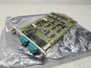 Reliance Electric 0 51860 1 Board used