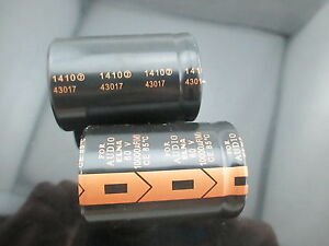 Japan 10pcs Elna Lao 10000uf 80v 10000mfd Audio Electrolytic Power Capacitor