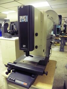 Ogp Smartscope Mvp200 Video Measuring Machine