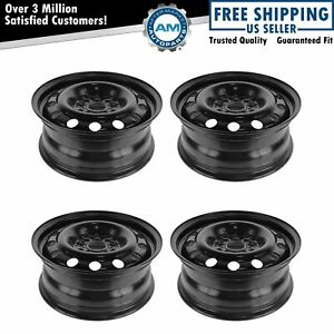 Dorman Wheel Rim 16 Inch Steel Replacement Set Of 4 For 07 11 Toyota Camry
