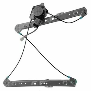 Front Power Window Regulator W Motor Driver Side Left Lh For Bmw E46 3 Series