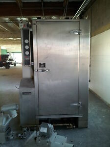 Douglas Machine Corp Model 1536 n Industrial commercial Dishwasher