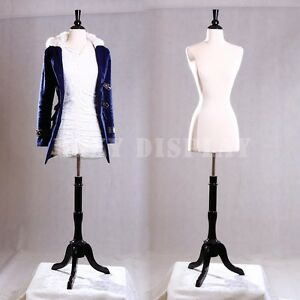 Female Size 2 4 Mannequin Manequin Manikin Dress Form f2 4w bs 02bkx