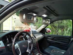 2007 2013 Escalade And Excalade Esv Led Interior Kit Puddle Lights Tag
