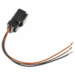 Wiring Connector Pigtail Harness 3 Terminal Pin For Chrysler Dodge Mitsubishi