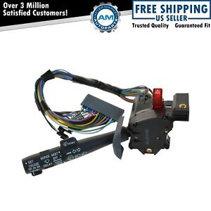 Dorman Cruise Control Windshield Wiper Turn Signal Lever Switch For Chevy Gmc
