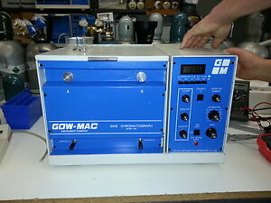 Gow Mac 580tcd Gas Chromatograph
