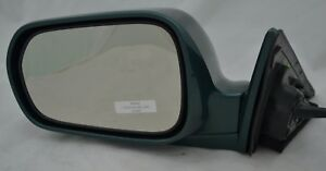 Honda Accord 2 Door Coupe Lh Driver Side Power Mirror 1999 2000 2001 2002