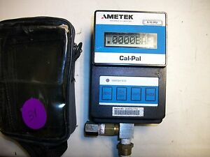Ametek Cal pal Digital Pressure Gauge
