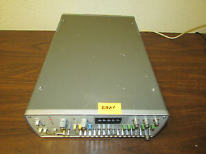 Hp 1607a Logic State Analyzer