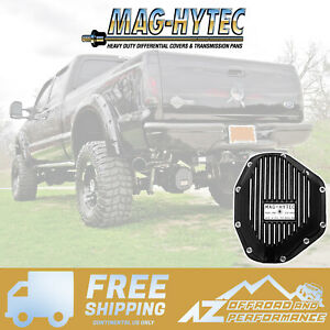Mag Hytec Rear Differential Cover 99 16 Ford Superduty Dually W Dana 80 Axle