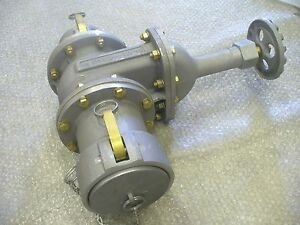 Pride 4 Gate Valve With 2 Couplings 3 And 4