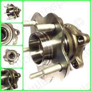 Rear Wheel Hub Bearing Assembly For 2003 2009 Nissan 350z 2 Awd Receive 2 3 Day