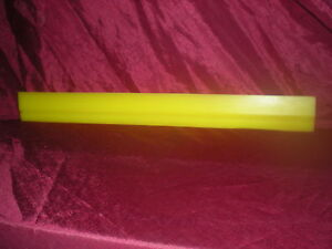 1 Yellow Turbo Squeegee 19 Inches Installation Tint Tool Tinting Liquidation
