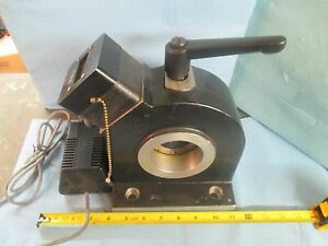 Kennametal Electronic Tightening Fixture Cat 40 Machine Shop Machinist Tooling