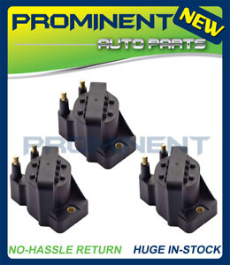3 Ignition Coils Dr39 Replace For Buick Cadillac Chevrolet Oldsmobile Pontiac