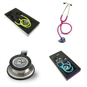 3m Littmann Classic Iii Se Stethoscope 24 New Colors Free Gift Included