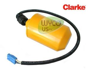 Float Switch clarke Encore S17 focus S20 l20 Focus Ii boost 28 Scrubbers 40002a