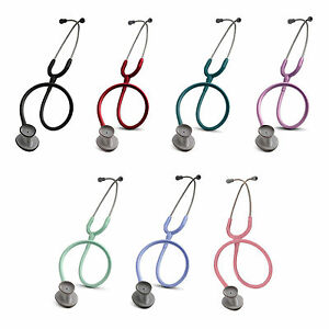 Brand New Littmann Littman Lightweight Ii Se Stethoscope Emt 6 Colors