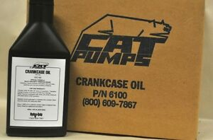 Cat Pumps Crankcase Oil case