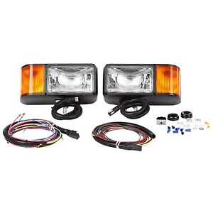 Truck Lite 80888p Snow Plow Light Kit W Harness Free Shipping