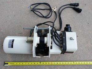 Jet Electric Trolley Model No 1 2et 1c 1100 Pound Capacity New Without Box