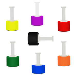 Stretch Plastic Wrap Film Choose Your Color Roll Size Free Dispenser