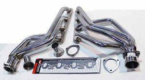 Obx Exhaust Long Tube Header For 1987 88 89 90 91 92 93 Mustang Lx Gt 5 0l