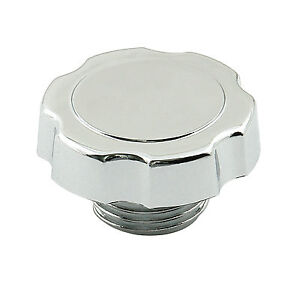 Gm Chrome Screw In Oil Filler Cap O Ring 87 95 Chevy Buick Pontiac Olds 350 305