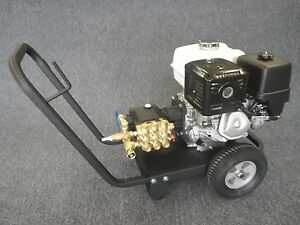 Rs 4035hhg 3 5gpm 4000 Psi With General Pump 13 0 Hp Honda Pressure Washer