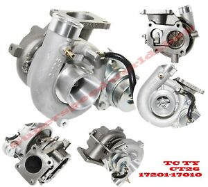 Ct26 Turbo For Toyota 90 93 Coaster 90 97 Land Cruiser 4 2l 1hd T 17201 17010