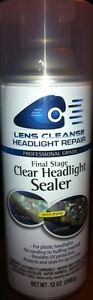 Headlight Restoration By Lens Cleanse