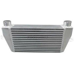 Intercooler For 82 91 Mitsubishi Starion Chrysler Dodge Plymouth Conquest