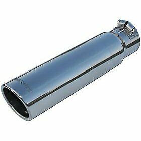 Flowmaster 15361 Exhaust Tip Polished Stainless Steel Single Universal