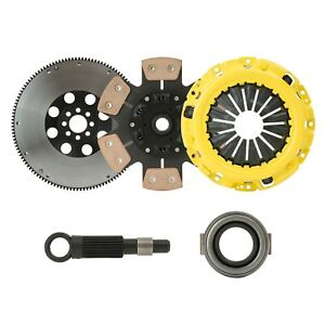 Stage 3 Clutch Kit 109 Rg Flywheel Fits Nissan G20 Sentra Nx 200sx Sr20de By Cxp