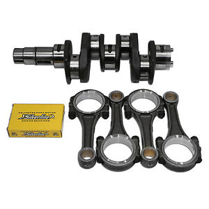 Vw Type 1 Stock 69mm Crankshaft Rods With Rod Bearings Combo Deal